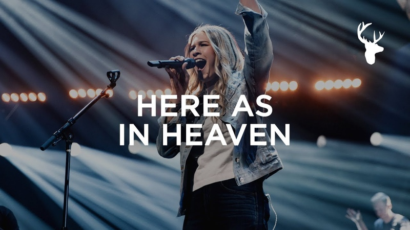Here As In Heaven - Bethany Wohrle | Bethel Music Worship