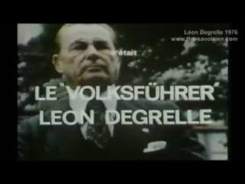Léon Degrelle A Great Regret