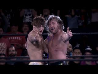 Golden Lovers ( Kenny Omega & Kota Ibushi ) Vs Young Bucks ( Matt Jackson & Nick Jackson ) - NJPW - Strong Style Evolved