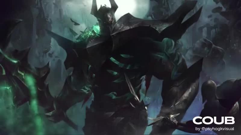 Mordekaiser the Iron Revenant[League of Legends art]