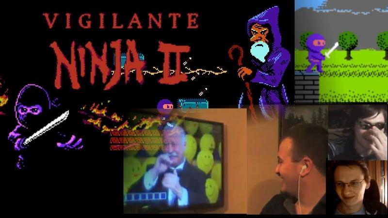 Vigilante Ninja 2 сиквел ~Ninja Gaiden Forever 2nd STREAM 26