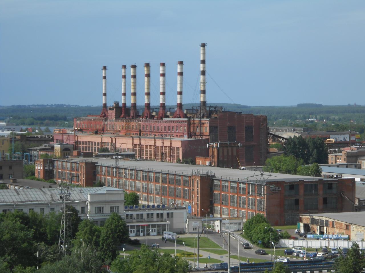 На Ярославской ТЭЦ-1 после замены введен в эксплуатацию бак  ХОВ ст.№2.