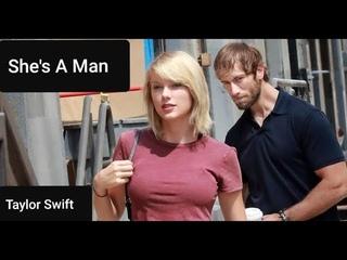 Taylor  Swift Illuminati Tranny Exposed