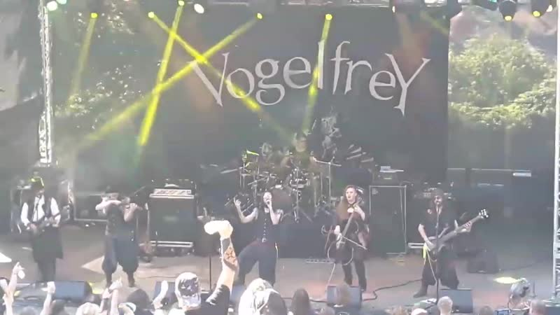 Vogelfrey - Horner Hoch live at @Sternenklang Festival 29.06.2019