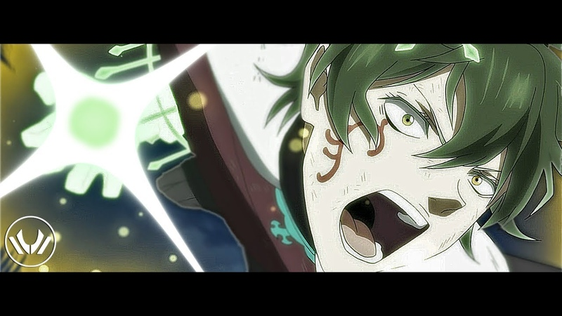 YUNO SONG -Let It Go | Divide Music Ft. Dreaded Yasuke | [BLACK CLOVER]