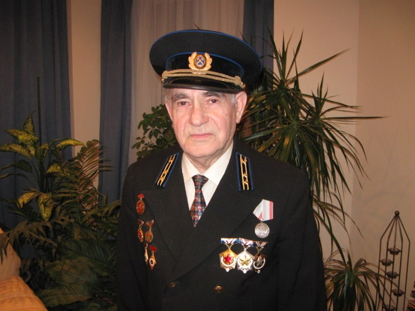 Соломон Ильич Гройсман