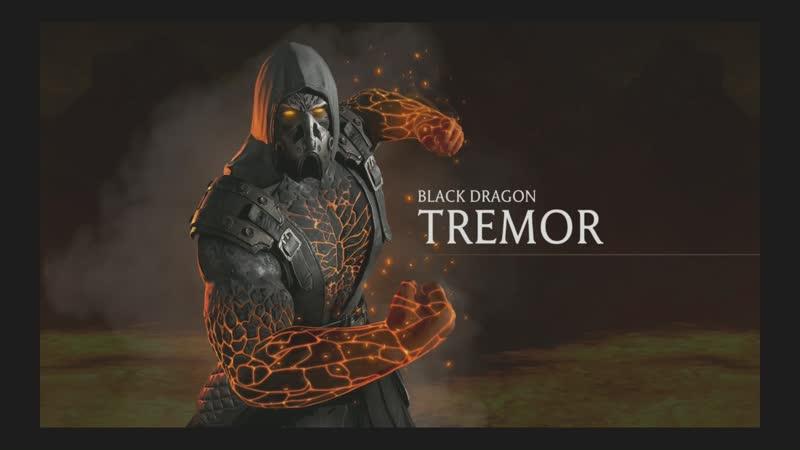 Стрим разработчиков о Треморе Чёрный дракон Mortal Kombat Mobile