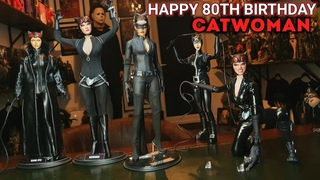 HAPPY BIRTHDAY CATWOMAN! 80 THIS MONTH