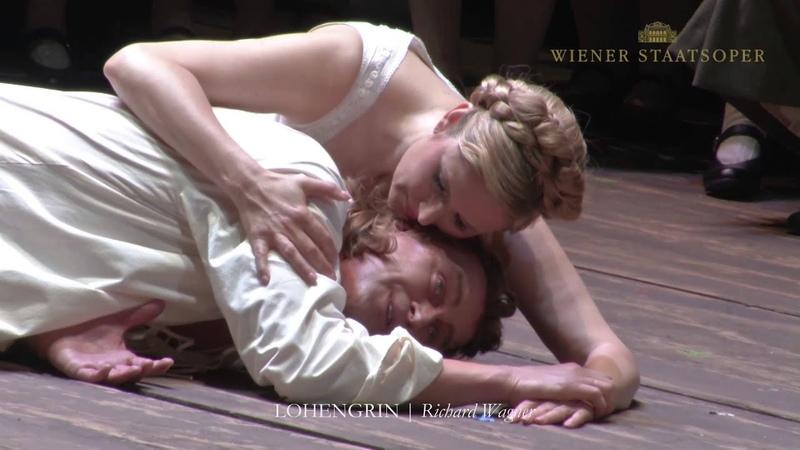 Richard Wagner: Lohengrin (Trailer)   Wiener Staatsoper
