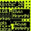 SA))m0st'_29 w/ Elvin Brandhi