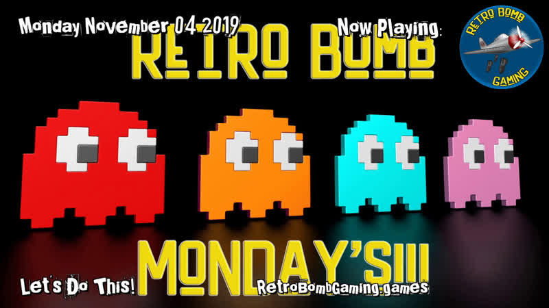 Retro Bomb Mondays! - RetroBombMondays Rygar Retro RetroBombGaming RestreamIO