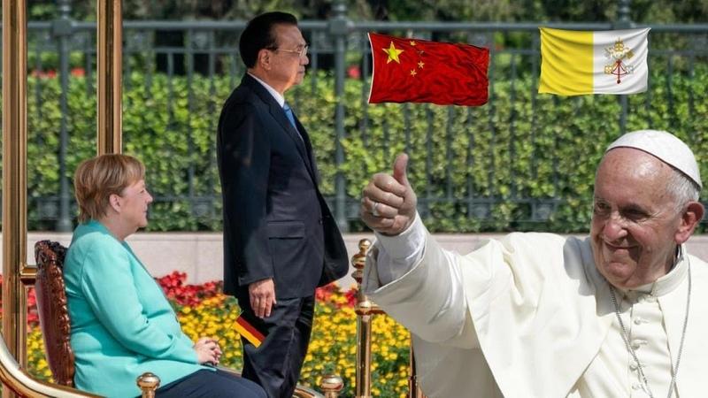 Endzeit-News ➤ China lässt Merkel sitzen | Ketzerei im Vatikan