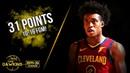 Collin Sexton Full Highlights 2019.11.10 Cavs vs Knicks - 31 Pts, 10-16 FGM! | FreeDawkins