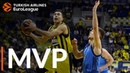 Turkish Airlines EuroLeague Regular Season Round 12 MVP Kostas Sloukas Fenerbache Beko Istanbul