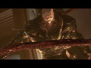 Resident evil 3 | немезис | ps4