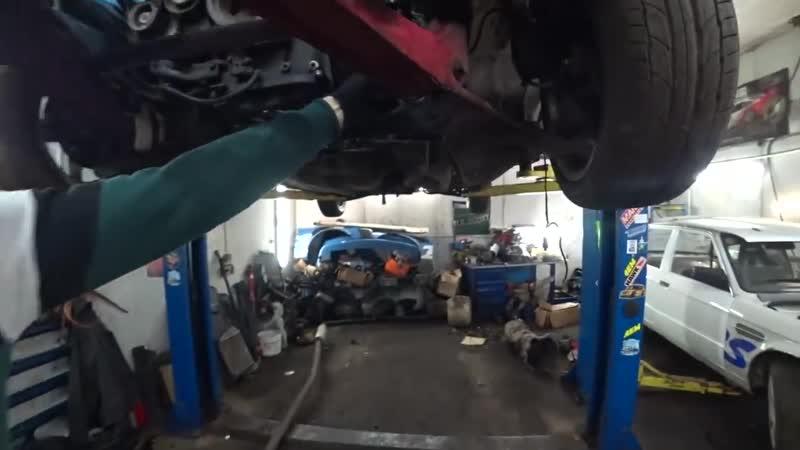 Sergey Stilov ПРИМЕРКА MAZDA MPS МОТОРА в BMW E30 VQ30DET БЮДЖЕТНЫЙ СВАП СОБРАЛСЯ В СОЧИ