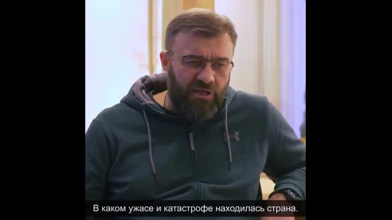 Путинский патриот Пореченков поведал что Россия граничит с Сирией А еще на него напала Украина