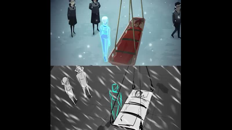 Check out animated behindthescenes of CarmenSandiego in this icy situation!