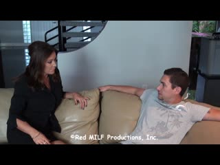 MILF1218  Taboo Tales, Taking Sons Virginity, Part 1, 2 - Rachel Steele (Red Milf Productions) | Altyazl Porno