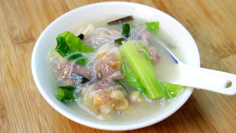 流傳百年的閩南小吃,出鍋嫩滑好吃又營養,很多人壹次能吃三四碗 我是馬小壞