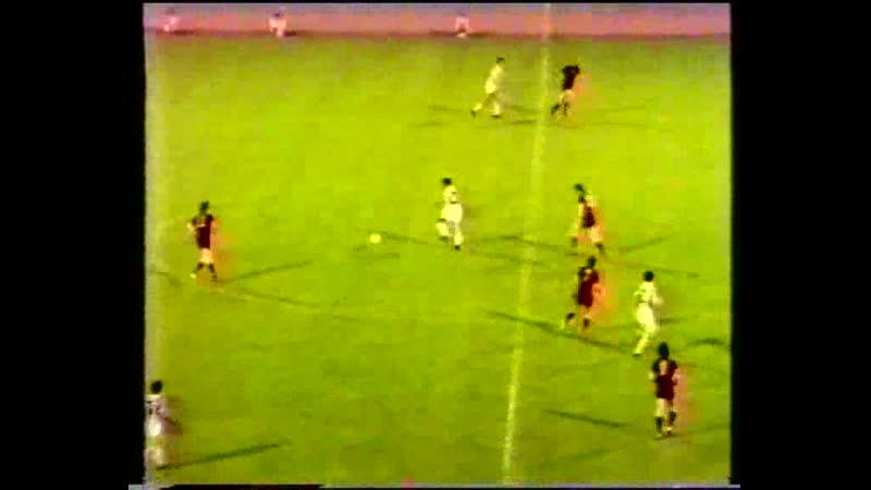 Кубок Европейских Чемпионов 1972-73. Финал. Аякс - Ювентус