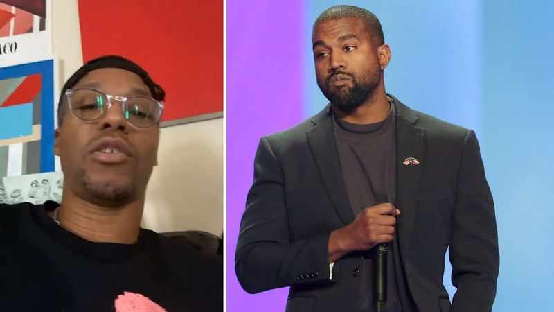 Lupe Fiasco GOES IN On Kanye West After Extended Twitter Rant Grammy In The Toilet