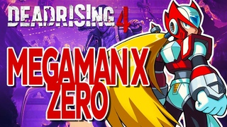Play as Megaman X Zero Exo Suit - Dead Rising 4