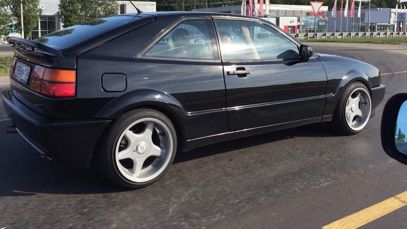 Volkswagen Corrado куда ушло полмиллиона