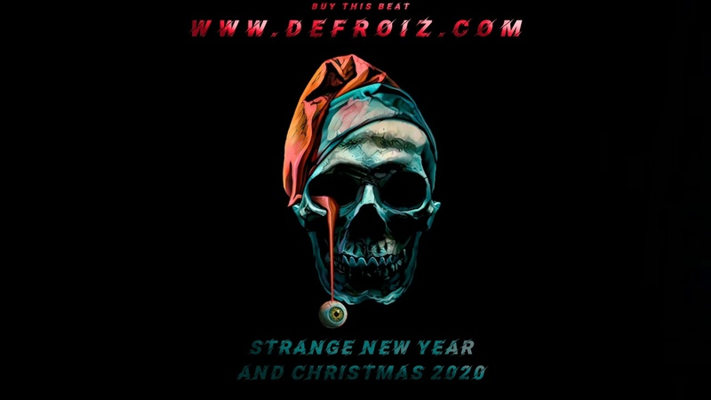 De FROiZ Strange New Year and Christmas 2020 Tech N9ne Type Beat Trap Beat 2020