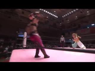 Yuka Sakazaki (c) vs. Miyu Yamashita (Princess Of Princess Title Match)()