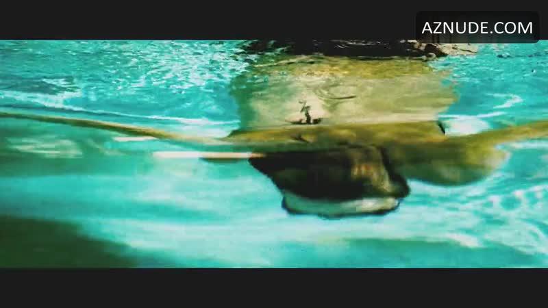Keira Knightley Swimming Pool Scene Domino 2005