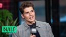 """Gregg Sulkin Had To Sing And Dance For The First Time In """"A Cinderella Story: Christmas Wish"""""""
