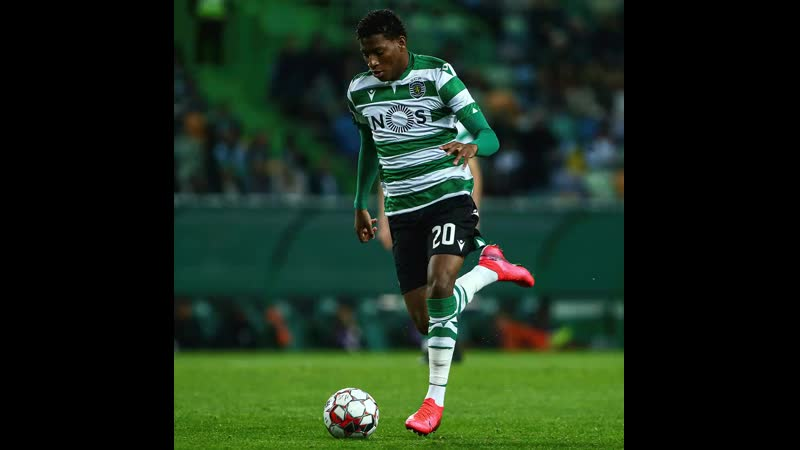 Puro talento 💎 Gonzalo Plata SportingCP