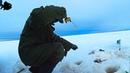 Рыбалка на Сухом море. Вояж Ульмица - Железные ворота - Ульмица. Состояние зимника, дорога по реке.