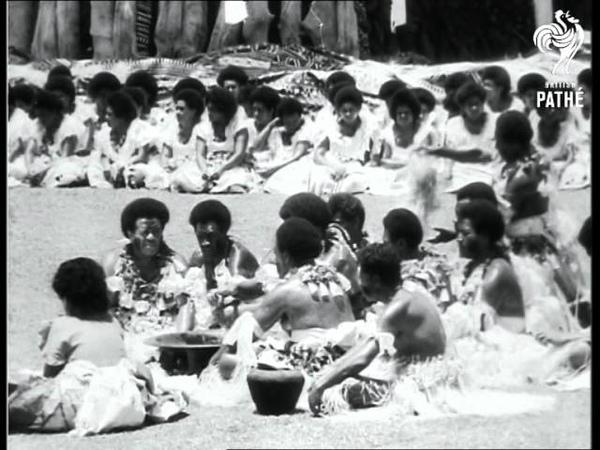 Queen In Fiji (1953)