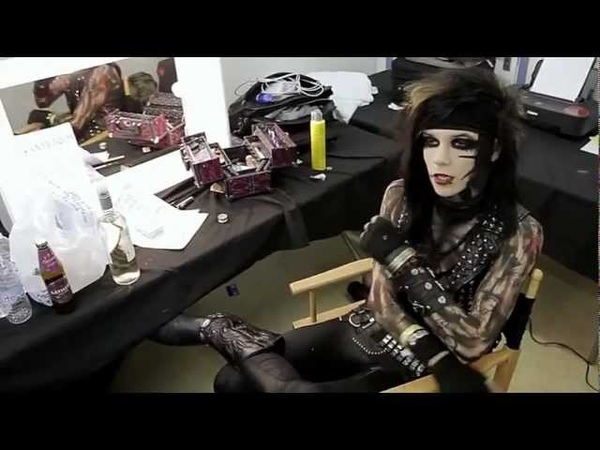 Black Veil Brides - Ritual [Music Video]