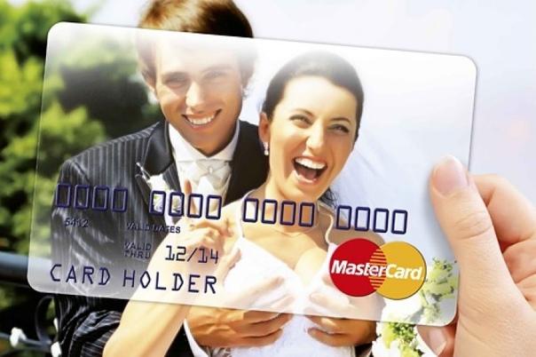нанести фото на банковскую карту входом