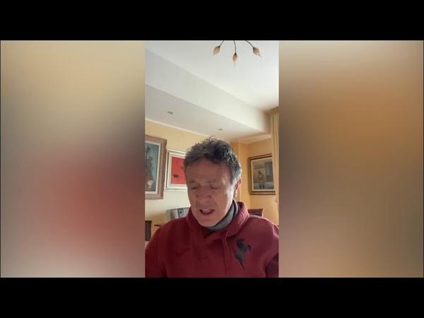 Pupo ringrazia la Russia con una canzone
