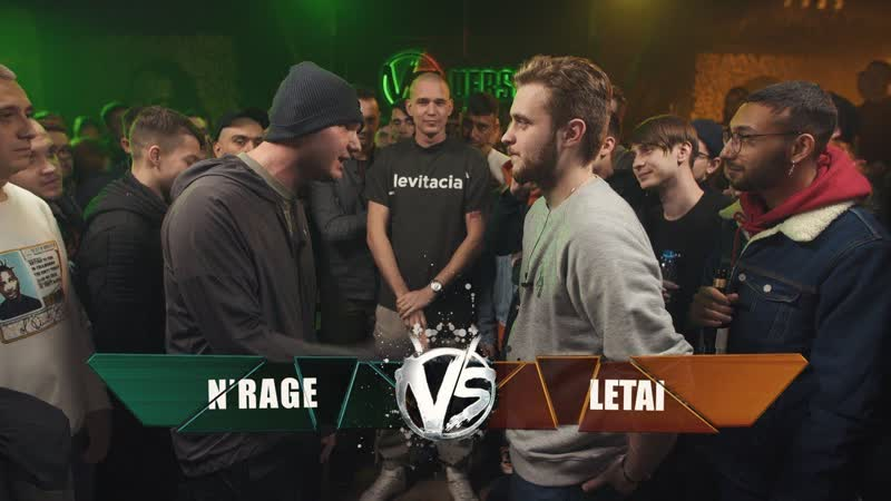 [versusbattleru] VERSUS FRESH BLOOD 4 (Nrage VS LeTai) Этап 6