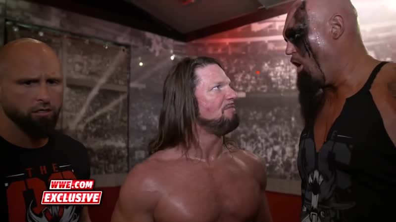 The O.C. dub Randy Orton a terrible human being- Raw Exclusive, Dec. 9, 2019