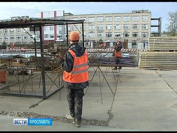 Председатель правительства проверил строительство нового корпуса онкологической больницы