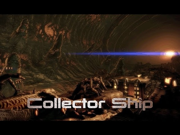 Mass Effect 2 Disabled Collector Ship 1 Hour of Music