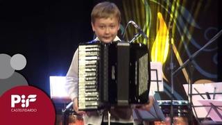 PIF2018   Premiazione categoria Classica Student12 ed esibizione del vincitore Krzysztof Adam Paduch