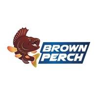 Brown Perch.Силиконовые приманки.