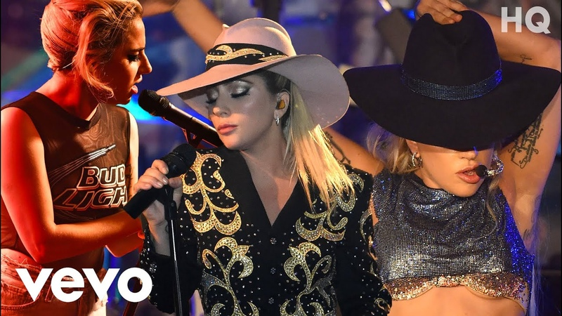Lady Gaga - Dive Bar Tour Full HQ Show (New York, Los Angeles, Nashville - 2016 Joanne Concert DVD)