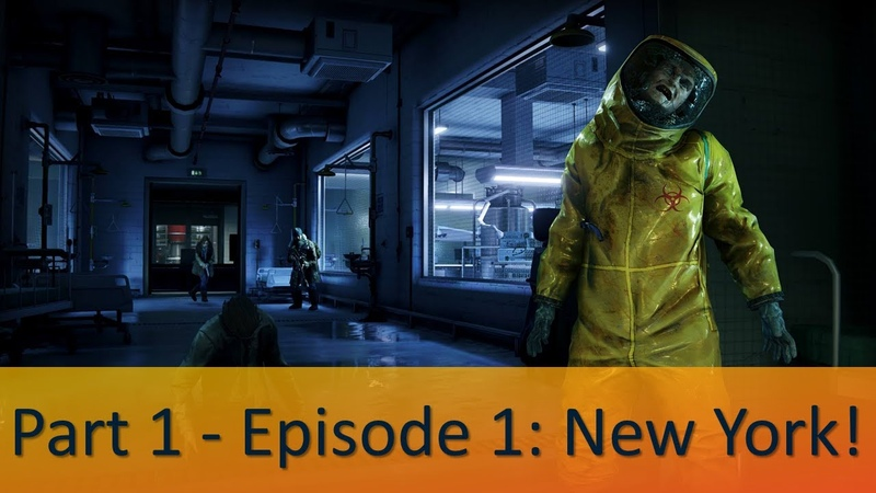 WORLD WAR Z Walkthrough Gameplay Part 1 - Episode 1: New York! (WWZ Game) PC - No Commentary