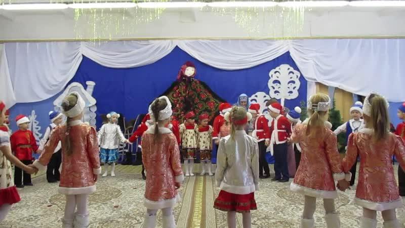 мастер класс в 378 детском саду Русское чудо сибирские валенки 0352