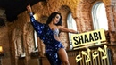 الصواريخ لاء الرقص الشعبي Laa El Sawareekh Shaabi bellydance choreography Haleh Adhami