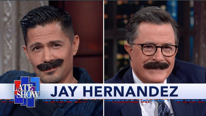 Jay Hernandez Dropped The Mustache For His Portrayal Of Magnum P I