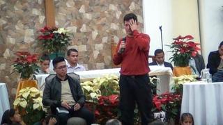 Padre Luis Toro Vs Mormon / Conferencia Quetzaltenango
